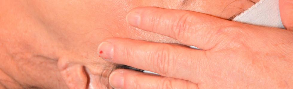 O2 Lift Facial w/Dermafile