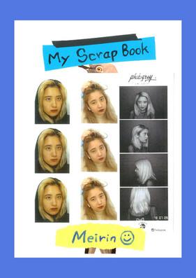 MY SCRAP BOOK 本