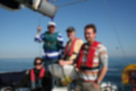 Kilmore Quay Sailing School June 2009 11