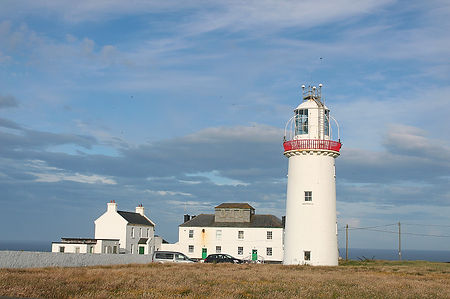 Loop Head Lighthouse, Loop Head Peninsul