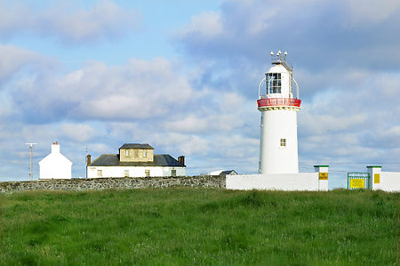 Lighthouse at Loop Head, Co Clare. fotol
