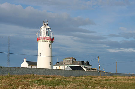 Loop Head Lighthouse, Loop Head Peninsul