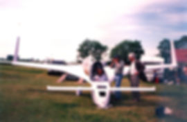 Fia's Long Ez at Rathkenny Airfield0001.