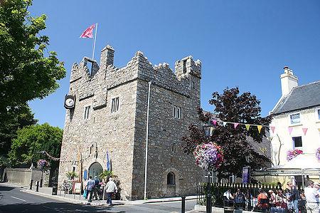 Dalkey Castle, Dalkey Village, Dublin, H