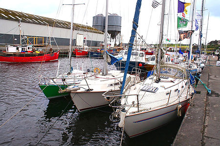 Wicklow Town, Wicklow Harbour, Holiday I