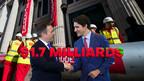Pourquoi ne faut-il pas se réjouir quand Trudeau nous plonge dans le nettoyage de puits sans fond?