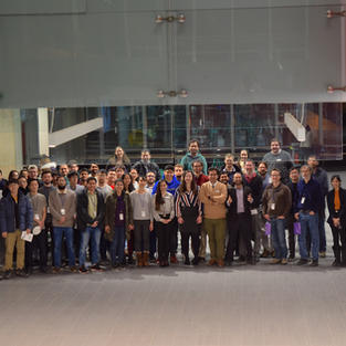 January 2020 - A visit to the University of Waterloo Electrochemical Society Student Chapter