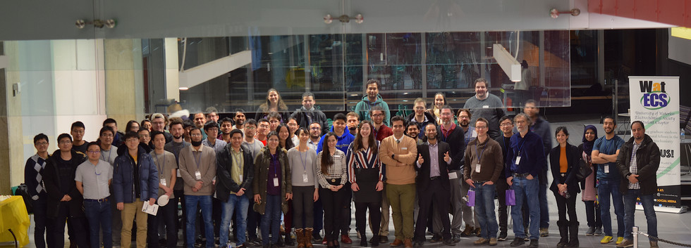 A visit to the University of Waterloo Electrochemical Society (ECS) student chapter (Jan 2020)