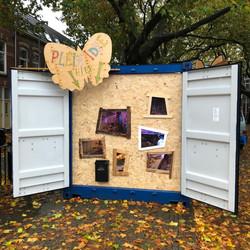 Expositie participatie KC De Vlinder