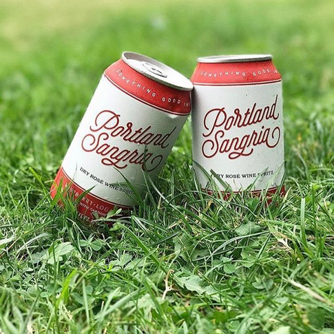 Two cans caught in the wild! Thanks for the 📸, _2hungryportlanders!