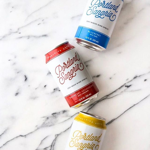 How about something canned, fruity and fizzy to kick off the Thanksgiving holiday!_ All you Portlanders, find us at your friendly neighborho