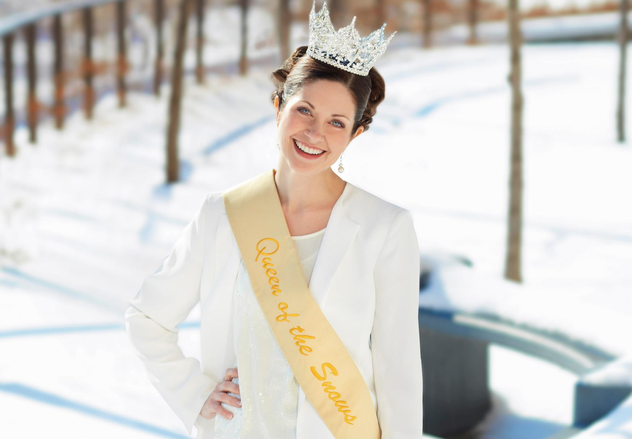 2013 Queen Melissa Hoffbeck