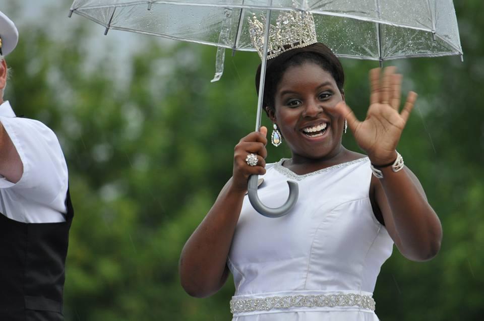 2015 Queen Krystle Igbo