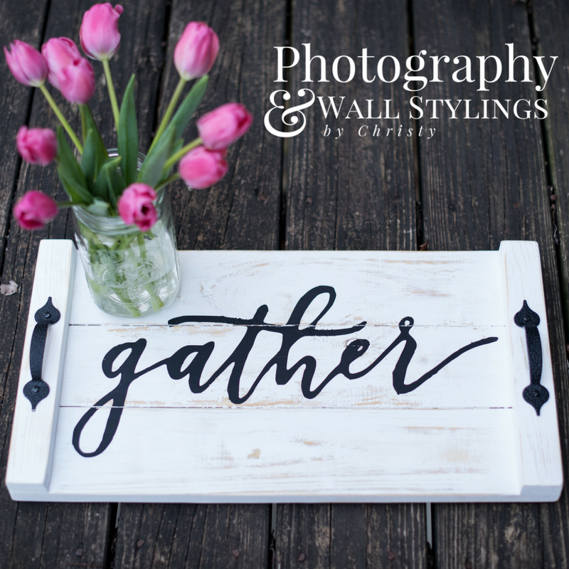 Photography and Wall Stylings by Christy Mother's Day Special