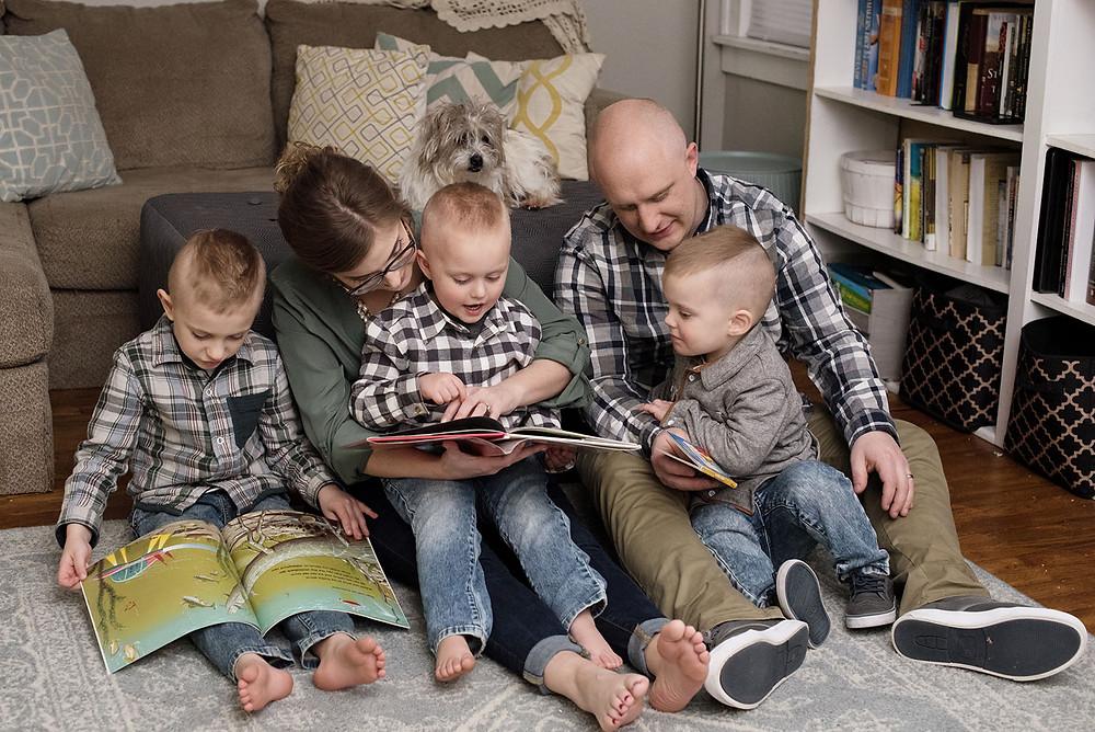The Braaten Family