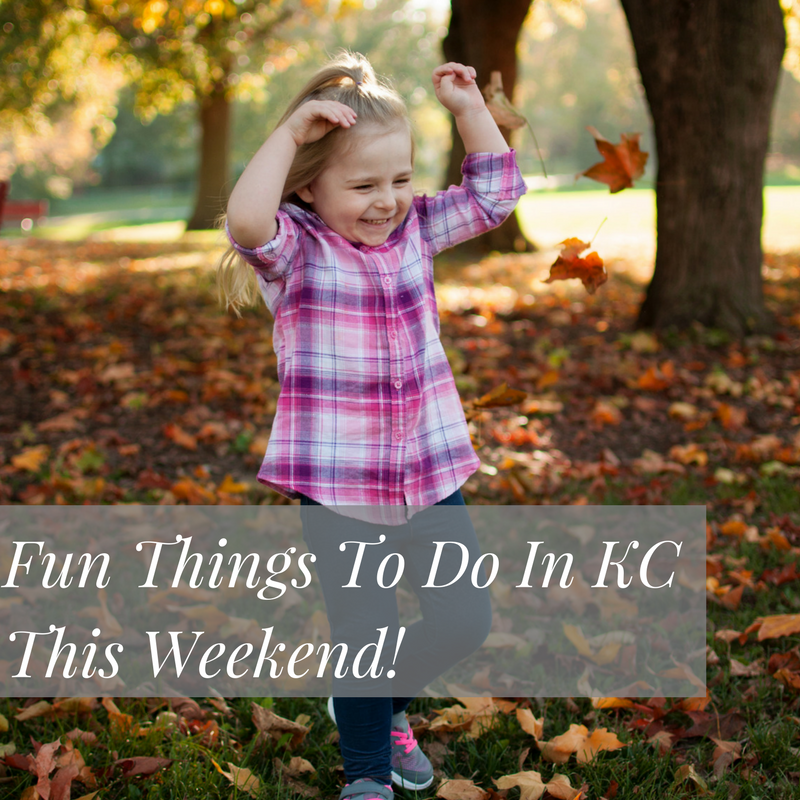 Fun things to do in KC this weekend