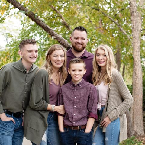 Kansas City family photo