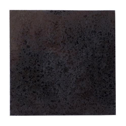 "96"" x 25"" Prefabricated Vader Black Quartz"