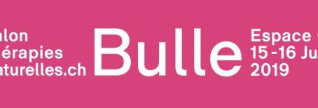 Salon thérapies naturelles - Bulle, stand 107
