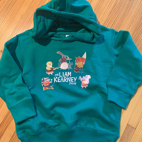 Animal Band Hoodie