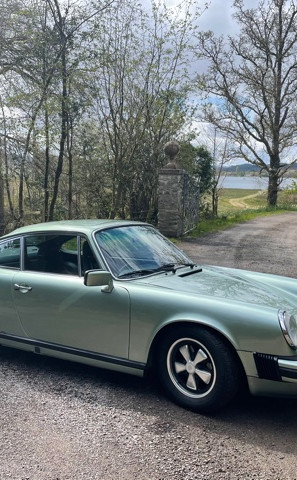 1976 Porsche 911 2.7 Carrera