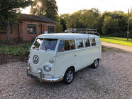 1965 VW Splitscreen Camper