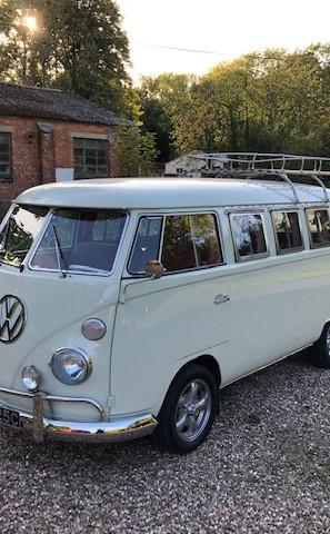 1965 VW Splitscreen Sundial Camper 2.1 l