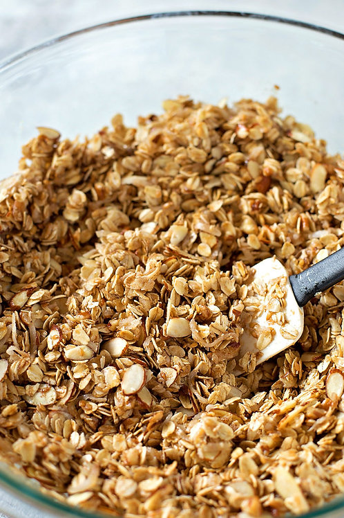 Maple Honey Pecan Granola - 1 lb