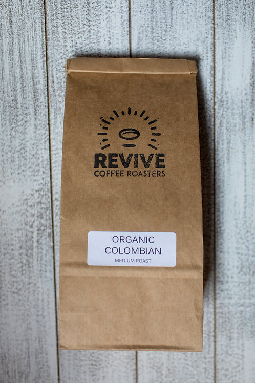 Locally Roasted Organic Coffee -Colombian Tolima