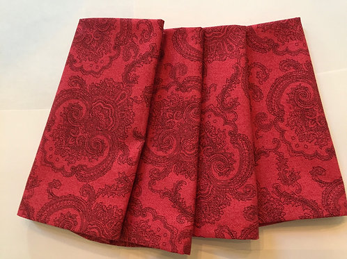 Seasonal Cloth Napkins - Set of 4