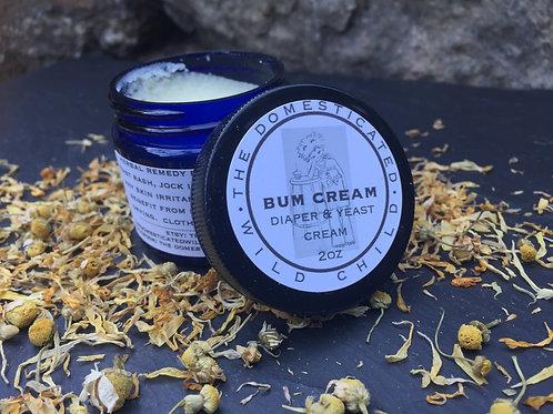 Bum Cream Diaper & Yeast Cream - choose size