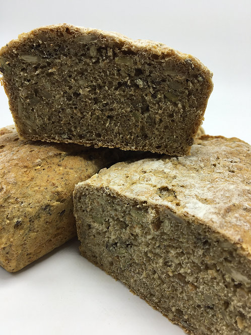 Sprouted Grains Bread - 1 lb loaf