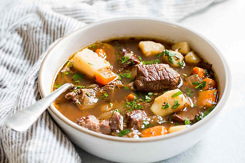 Grass-Fed Beef Stew - 1 quart (frozen)