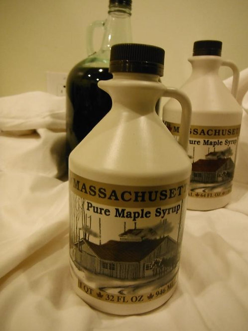 Pure Maple Syrup - various grades and sizes