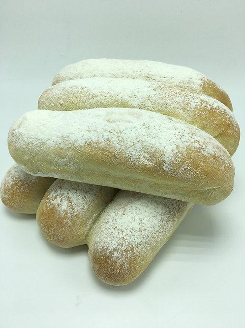 Healthy Hot Dog/Sausage Buns - 6 buns