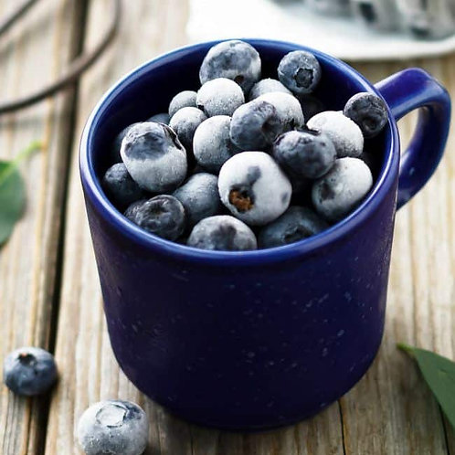 PREORDER: Organic Frozen Blueberries - 5 lb
