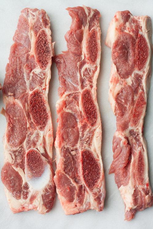 English Cut Beef Short Ribs - 1.5 lb