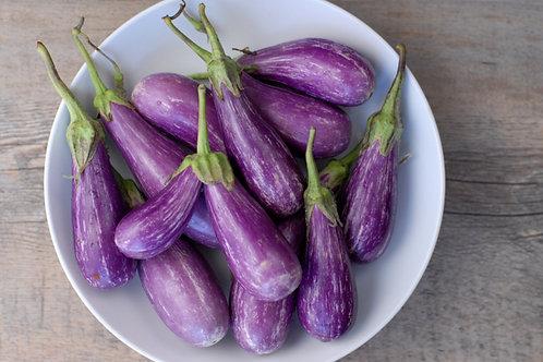 Fairytale Eggplants - 1 quart