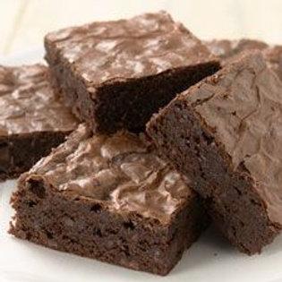 Organic Brownies - 8x8 pan (about 1 dozen)