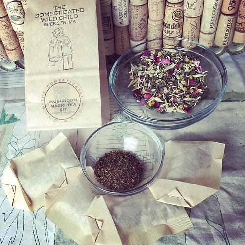 Mushroom Magic Organic Herbal Tea