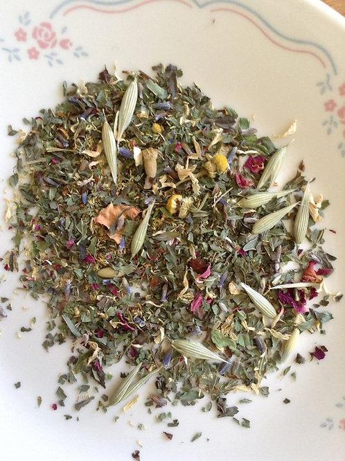 Stress Slayer Organic Herbal Tea - 1 oz