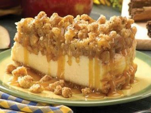 Maple Apple Crisp Cheesecake - PREORDER for 5/7 delivery