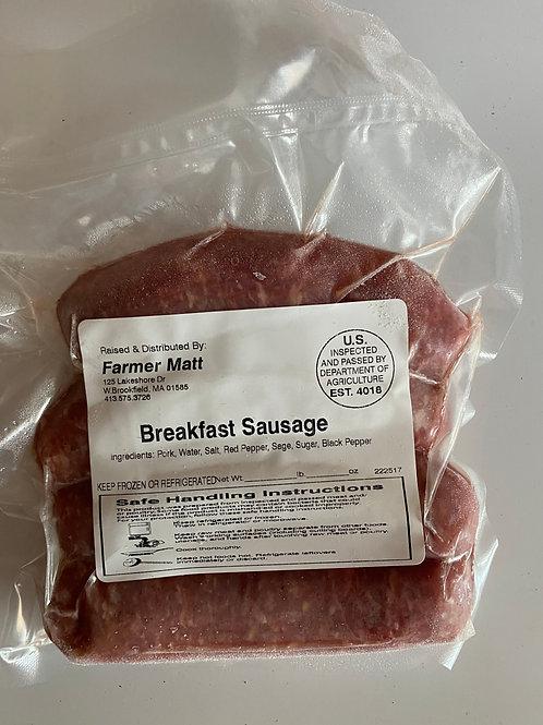 Pork Sausage Links - choose flavor - 1 lb