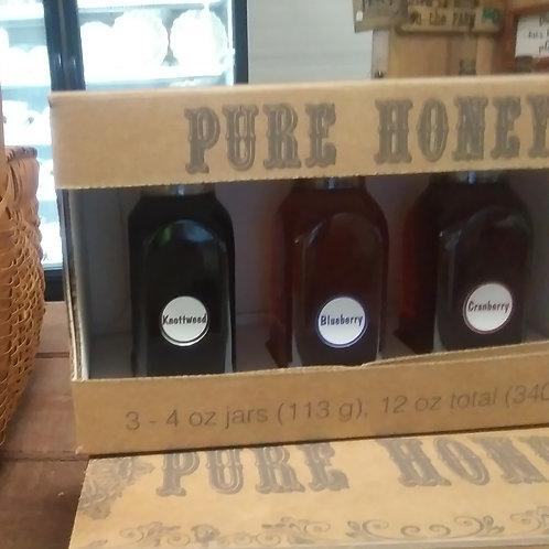 Honey Sampler Gift Set