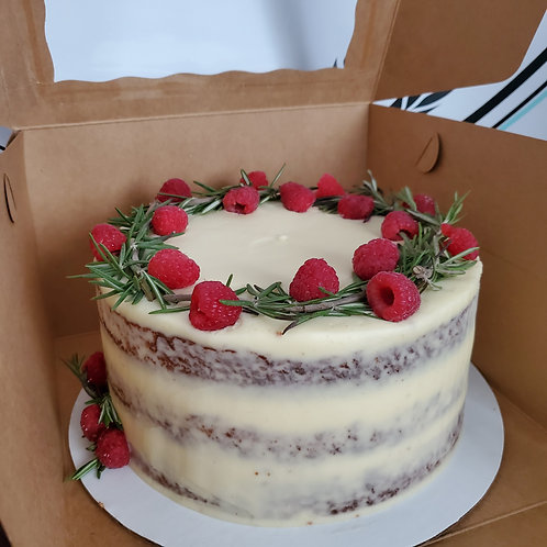 Naked Cake - Choose Flavor and Size