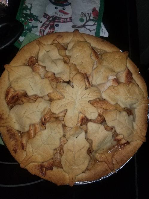 Gluten Free Organic Apple Pie - Whole, THANKSGIVING PREORDER