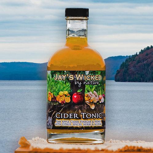 Cider Tonic - 12.7 fl oz