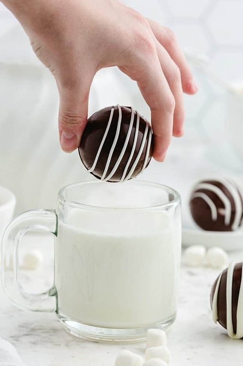 Hot Chocolate Bomb - choose filling and quantity