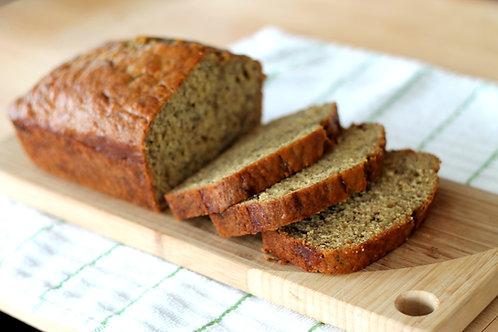 Gluten Free Banana Bread - 9x5 inch loaf