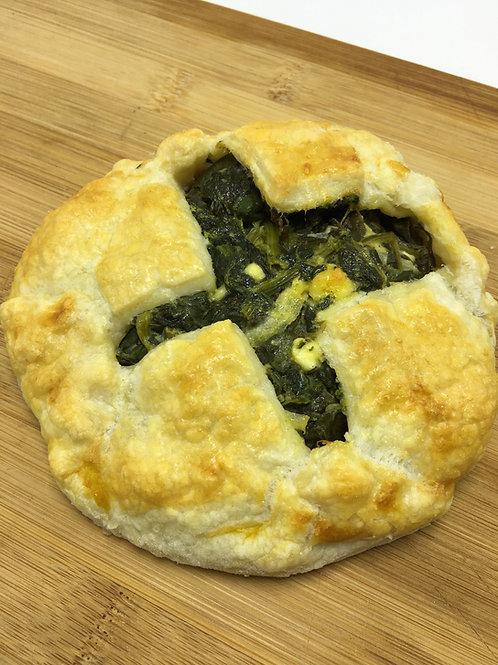 Spinach & Feta Pie - family size